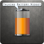 Talking Battery Widget Pro icon
