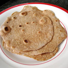 Roti Bread from India
