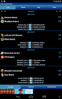Screenshot of Liga Endesa / ACB Live Scores