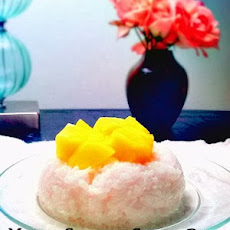 Mango Coconut Sticky Rice