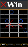 Screenshot of Tic-Tac-Toe Free