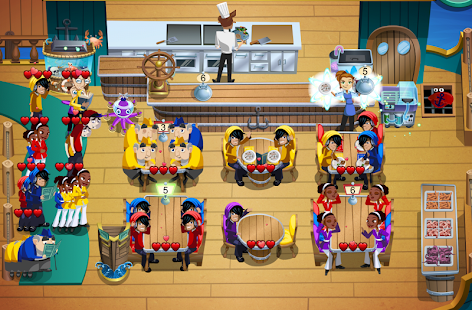 Game Diner Dash APK for Windows Phone