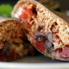 Mild Chicken Burritos