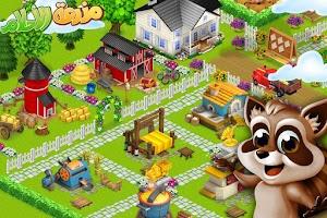 Screenshot of القش ركوب - مزرعة لعبة يوم