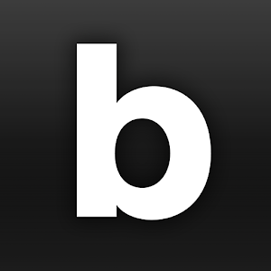 Boldomatic - try a witty social network with only clever text & bold typography