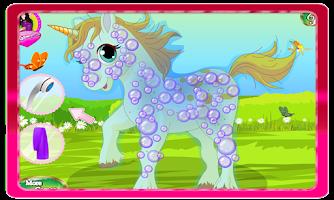 Screenshot of Caring Princess Pony