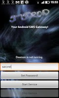 Screenshot of SMSDroid