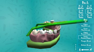Screenshot of Cleaning Your Teeth