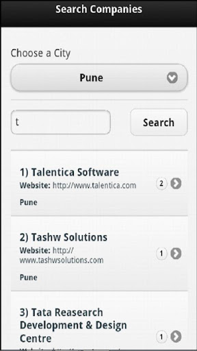 Software Companies India