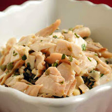 Summer Chicken Salad with Garden Herbs