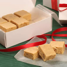 Spiced Pumpkin Fudge