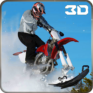 Extreme Snow Mobile Stunt Bike APK Cracked Download