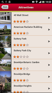 New York  Offline Guide - screenshot