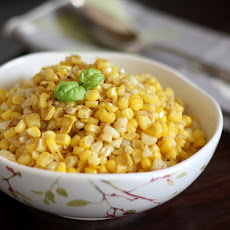 Brown Butter Skillet Corn