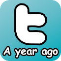 MeAYearAgo - Twitter widget icon