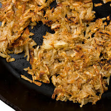 Chile-Cilantro Hash Browns Recipe