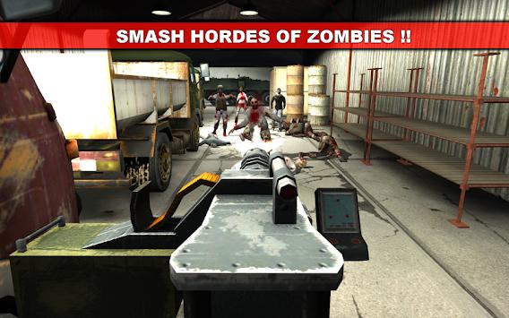The Dead Town: Walking Zombies apk screenshot