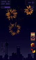 Screenshot of iFireworks