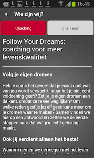 Follow Your Dreams - screenshot