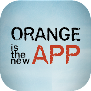 Orange Is The New App Icon