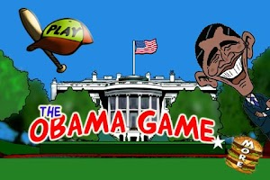Screenshot of The Obama Game