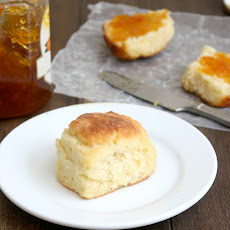 Mile-High Buttermilk Biscuits