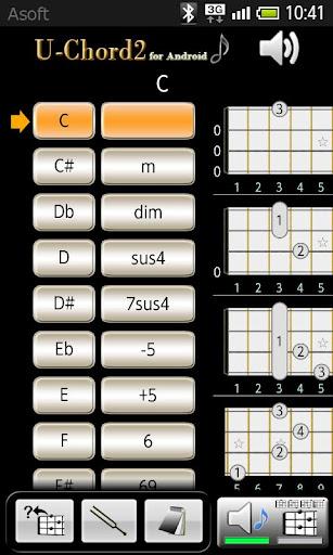 UChord2(四弦琴)