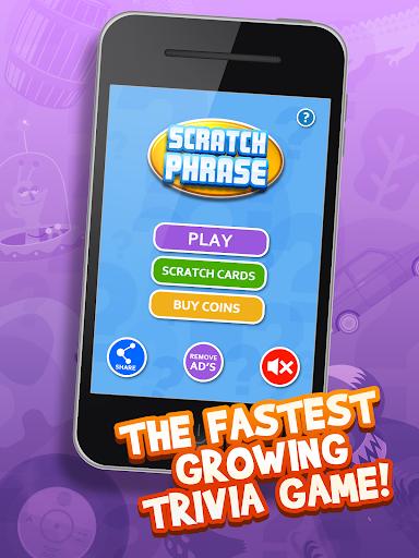 Scratch Phrase - screenshot