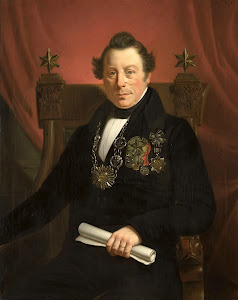 RIJKS: Jan Cornelis van Rossum: painting 1839