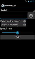 Screenshot of Loud Mouth