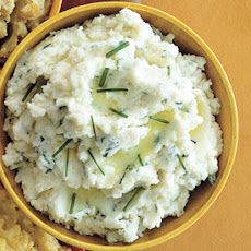 Sour Cream–horseradish Mashed Potatoes