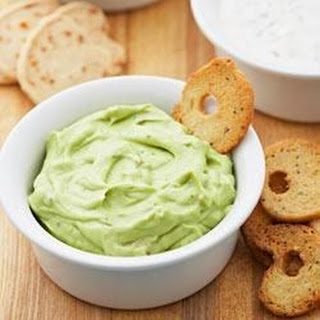 Yogurt Guacamole