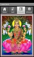 Screenshot of Shree Maha Lakshmi Aarti FREE
