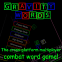 Gravity Words icon