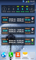 Screenshot of Nepal Loadshedding Schedule