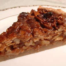 Caramelized Nut Tart