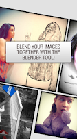Screenshot of Split Pic 2.0 - Clone Yourself
