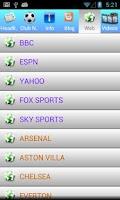 Screenshot of UK Premier League 2014