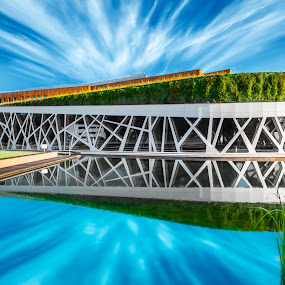 Narvil by Marcin Frąckiewicz - Buildings & Architecture Office Buildings & Hotels ( mirrored reflections, hotel,  )