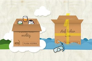 Screenshot of LernCoachies in the Box