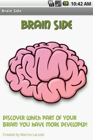 Brain Side Sample