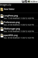 Screenshot of Root Manager - Lite