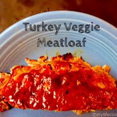 Turkey Veggie Meatloaf
