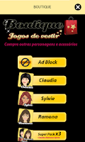 Screenshot of Jogos de Vestir
