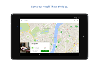 Screenshot of trivago - The Hotel Search