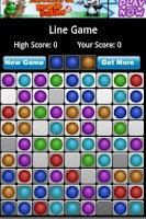 Screenshot of Line Game