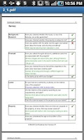 Screenshot of Homebuyer Checklist