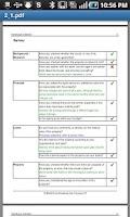 Screenshot of Homebuyer Checklist