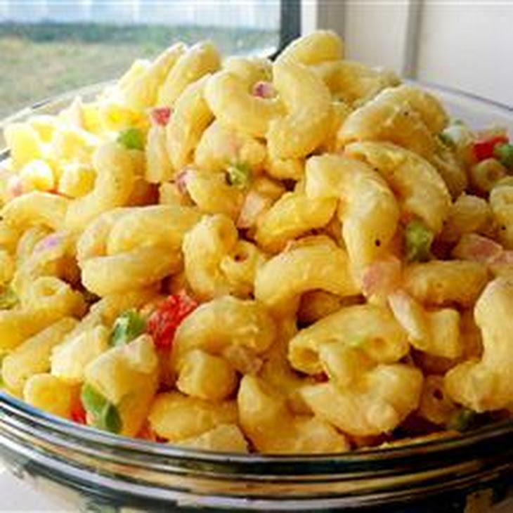 Classic Macaroni Salad Recipe   Yummly