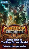 Screenshot of Kingdom ConquestII